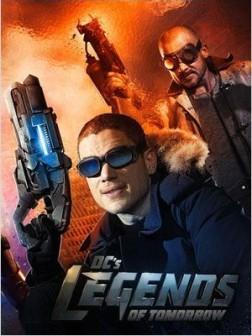 DC's Legends of Tomorrow (Séries TV)
