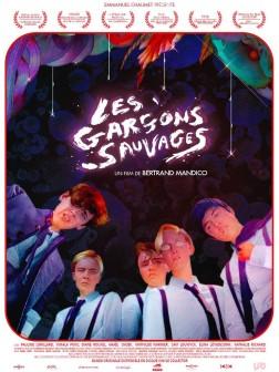 Les Garçons sauvages (2017)