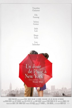 Un jour de pluie à New York (2019)