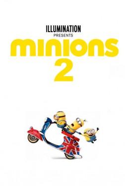 Minions 2 : Il était une fois Gru (2020)